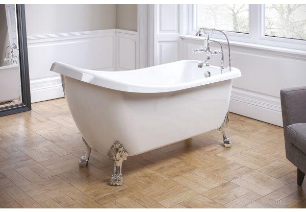Chatsworth 1860 White
